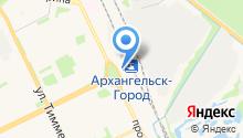 Floexpress на карте