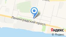 Axis на карте