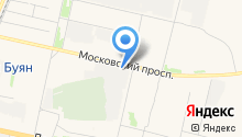 ArhService на карте