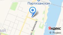 Телеателье на карте