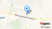 MIPA на карте