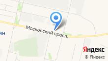 Компания Автосэйл на карте