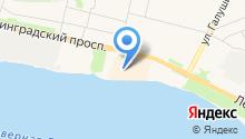 Modica на карте