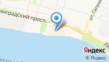 DejaVu на карте