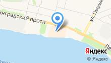 Modika на карте