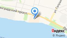 LTB на карте