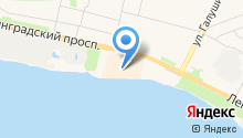 Mavi на карте