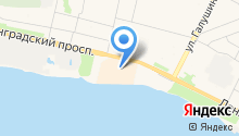Klever на карте