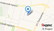 KRAV MAGA Архангельск на карте