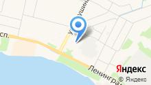 AvtoClean на карте