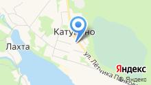 Межпоселенческая центральная библиотека Приморского района на карте