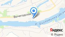 ЯМЗ Деталь на карте