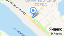 AUTOSTAR на карте