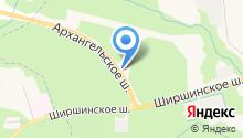 АЗС Avalon на карте