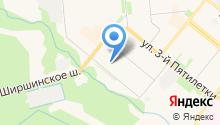 Федеральная служба судебных приставов России по Архангельской области и Ненецкому автономному округу на карте
