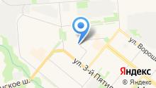Адвокатский кабинет Шарикова С.Р. на карте