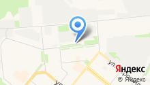 Парикмахерский кабинет на карте