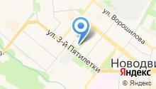 Городской Культурный Центр г. Новодвинска на карте