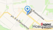 Романов Кредит на карте