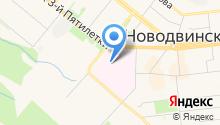 Управление Федеральной службы по надзору в сфере защиты прав потребителей и благополучия человека по Архангельской области на карте