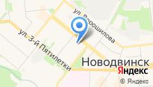 Музей новомучеников и исповедников Земли Архангельской на карте
