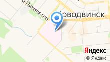 Росгосстрах-Архангельск-Медицина на карте