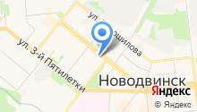 Первая аптека на карте