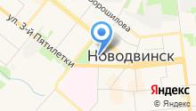 Лакомка на карте