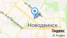 Сеть магазинов радиотоваров и электротехники на карте
