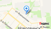 Автоуслуги на карте