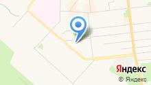 Почтовое отделение связи №3 на карте