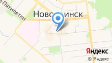 Новодвинский индустриальный техникум на карте