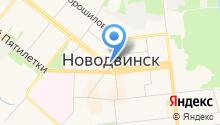 Экспресс ФИНАНС на карте