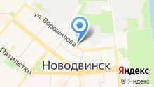 Центральное отделение связи на карте