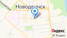 Следственный отдел по г. Новодвинску на карте