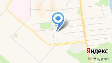 Центр занятости населения г. Новодвинска на карте