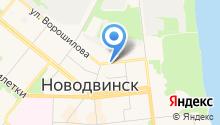 Отделение МВД России Приморский на карте