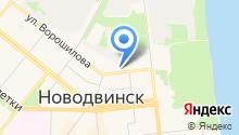 Алко shop на карте