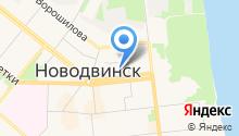Микрофинанс-Сервис на карте