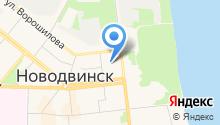 Новодвинский городской суд на карте