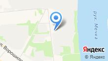 Новодвинская лесоперерабатывающая компания на карте
