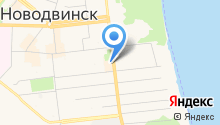 Ателье на Уборевича на карте