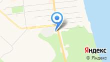 Р-Авто на карте