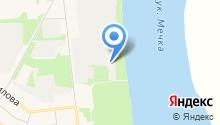 Новодвинская лесоперерабатывающая компания, ЗАО на карте
