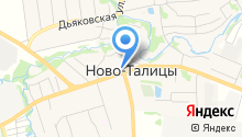 Михалыч на карте