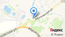 SAPONY, Ltd на карте