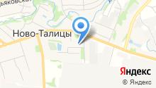 Северный банк Сбербанка России на карте