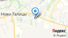 Автоаптека на карте