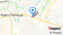 Грузовикъ на карте