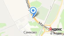 АвтоМасла44 на карте
